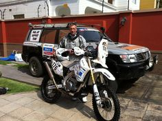 DAKAR 2013 - Paul Jay,  I lived a lifetime on my 1st Dakar