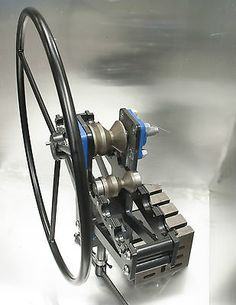 New Ring Roller, bender, Flat/ round, pipe, box, tube