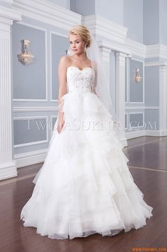 Vestidos de noiva Lillian West 6313 2014