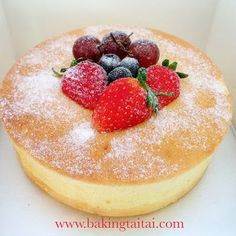 I used to think Mrs NgSK's butter cake is the best and nicest butter cake I have ever made until I tried this butter cake recipe w...