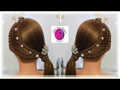 Cute Hairstyles, Dreadlocks, Hair Styles, Youtube, Beauty, Girls, Fashion, Hairstyles Videos, Hairstyles For Girls