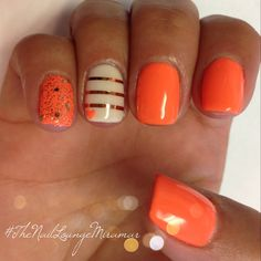 Love this mani.. going to try!