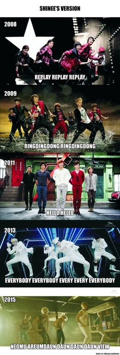 SHINee Awesomeness!!! Meme Center | allkpop