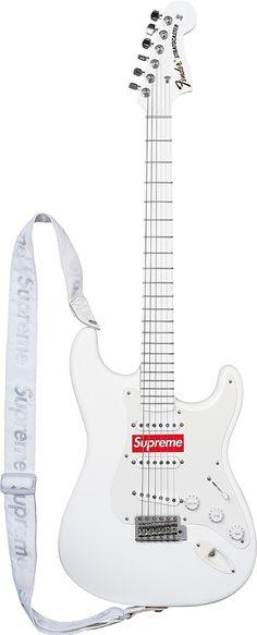 【The Supreme / Fender Stratocaster】 | 【Thief of Time】 時間泥棒