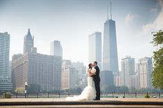 An Elegant Ballroom Wedding at the Rookery in Chicago, Illinois