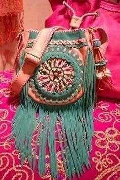 Another beadwork purse