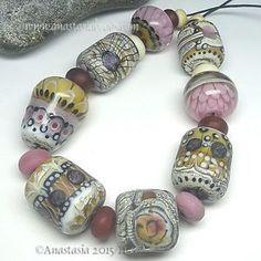 ANASTASIA-handmade-lampwork-beads-8-DESERT-ROSE-SRA