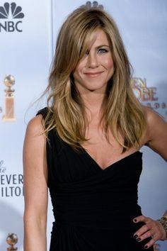 Jennifer Aniston Layered Hair