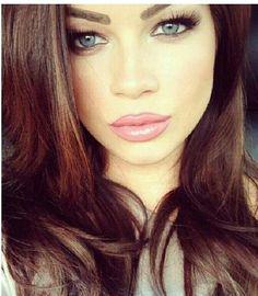 364fdd099f0 58 Best women images | Beauty, Gorgeous makeup, Long Hair