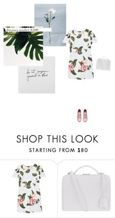 """it doesnt have to be expensive to look beautiful"" by nadinajmi ❤ liked on Polyvore featuring MANGO, Mark Cross, H&M and White Label"