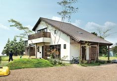 無垢の木の風合いが増すたび家族が成長していける家 | Casa(カーサ)の新築施工例【イエタテ】 Building Layout, Building Design, Building A House, Japan Modern House, Zen House, House Of Beauty, Minimal Home, Minimalist House Design, Architect House