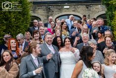 Wakefield, Bridesmaid Dresses, Wedding Dresses, Spring Day, Yorkshire, Photo Booth, Groom, Photographs, Old Things