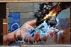 STREET ART UTOPIA » We declare the world as our canvas » By Jim Vision – In New York, USA
