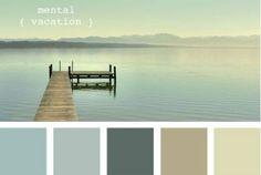 #calmingcolors #paint #coastal #TuesdayMorning