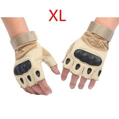 2015 tactical gloves for men fingerless army gloves climbing bicycle antiskid fitness sports workout gym training gloves SW55