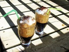Coffee Frappe Recipe | SocialCafe Magazine