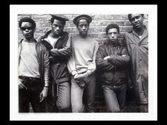 You lookin at early eighties sound system culture, 1st gen brit born caribbean yout. This crew is from Paddington Terror, a valve-powered sound system they inherited from they fathers. Left to right: Johnny Dollar, Tony, Wadada (Clint Eastwoods junior brother and soon to join the Ghetolites), Prentis and Nah do.