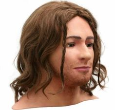 """Scientists from Dundee University have recreated the face of a young man who lived more than 4,000 years ago. The skeleton of """"Thankerton Man"""" was found in a stone cist - a type of burial chamber - at Boatbridge Quarry, Thankerton, South Lanarkshire, in 1970. It was radiocarbon-dated to between 2460BC and 2140BC and thought to have been that of a man aged 18 to 25."""