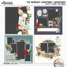 The Merriest Christmas | Quickpages