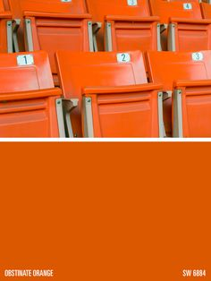 sherwin-williams orange paint color – emotional (sw 6621) | color