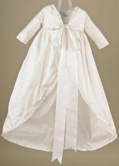 Jane Formal Baptism Coat | Christening Coats for Girls