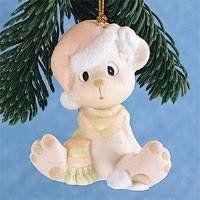 Happy Holi-Daze Ornament - http://www.preciousmomentsfigurines.org/precious-moments/happy-holi-daze-ornament/