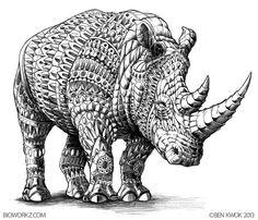 Rhino by BioWorkZ