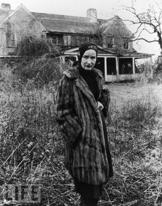 Edith Beale at Grey Gardens
