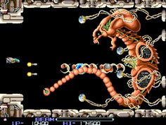 R-Type from IREM for Arcades