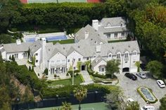 Haute & hot Hollywood homes