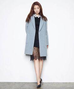 VIKI F/W 2015 Ad Campaign Feat. Park Shin Hye | Couch Kimchi