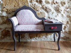 Vieux meubles au relooking réussi :) cf lien.