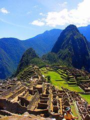 Possible internship opportunity in Cusco, Peru... home of Machu Piccu!!!!!