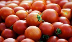 Paradicsom télire   Mindmegette.hu Vegetables, Food, Tomatoes, Essen, Vegetable Recipes, Meals, Yemek, Veggies, Eten
