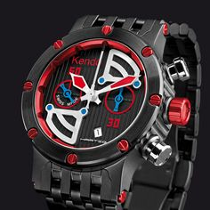 Kendo Red Kendo, Breitling, Watches, Accessories, Wrist Watches, Wristwatches, Clocks, Jewelry Accessories