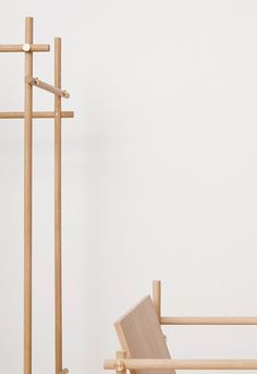 #Studio Lee Sanghyeok #cos things Brass and wood in simple shapes makes a clear statement.