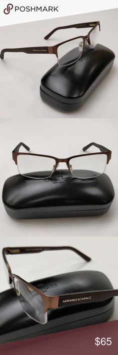 d22847a80f16 Armani Exchange AX1014 6058 Eyeglasses  EUI330 Very good condition. No  defects except few very