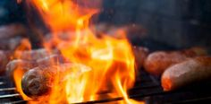 What should you do if you have a fire outbreak on your barbecue? - We Love Fire Smoker Designs, Grills, Barbecue, Fire, Barbecue Pit, Bbq Grill