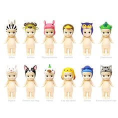 Toy . Sonny Angel - Animals 3 Series