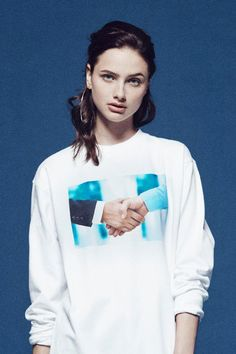 The worst stock photos of all time are behind an inventive (and hilarious) new clothing line from Adobe, the media technology giant and creator of both Photoshop (awesome) and Flash player (the browser crash magnet). Joke or not, they'd probably sell like hotcakes.