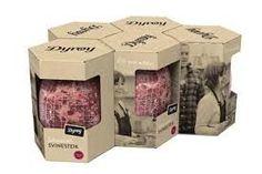 Resultado de imagen para box packaging hexagon