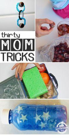 30 genius mom tricks Teach your kiss to clean their room in 15mins