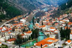 The beautiful Croatian hamlet of Stolac lies hidden away in a winding valley of the Adriatic Alps European Travel, European Trips, Places In Europe, Central Europe, Greatest Adventure, Bosnia And Herzegovina, Eastern Europe, Business Travel, Alps