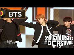 [2015 MBC Music festival] 2015 MBC 가요대제전 BTS - Perfect Man, 방탄소년단 - Perf...