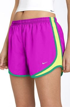 Women Shorts Outfit Summer Time- Nike 'Tempo' Track Shorts available at - Nike Outfits, Sport Outfits, Summer Outfits, Nike Shoes Cheap, Nike Free Shoes, Running Shoes Nike, Cheap Nike, Nike Roshe Run, Nike Shox
