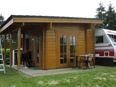 Beaver log cabins on pinterest residential log cabins for Log cabin extensions
