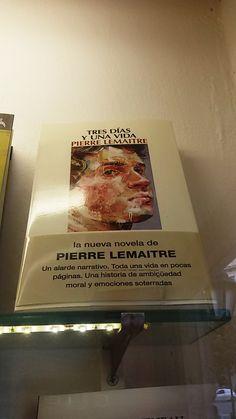 """""""Tres días y una vida"""" de Pierre Lemaitre. Salamandra"""