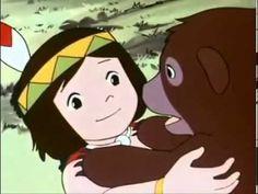 Bouba le petit Ourson Générique du dessin animé - YouTube