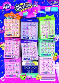 Adaptable image intended for shopkins list season 2 printable