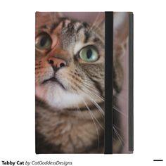 Tabby Cat #iPad Mini Case #cats